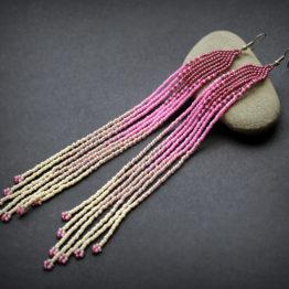 красивые сережки фото интернет магазин авторских украшений в стиле бохо