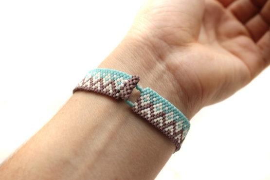 купить красивый женский браслет ручной работы