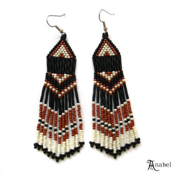 купить подарки ручной работы этнические украшения серьги