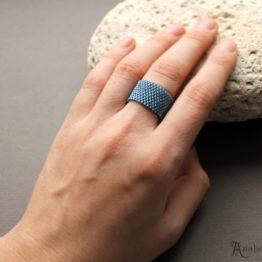 широкие кольца унисекс