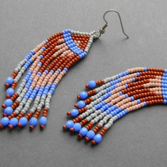 купить красивые сережки для подростков
