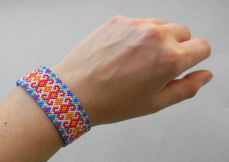 купить модный браслет на руку женский