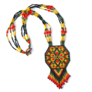 необычное этническое украшение на шею куплю