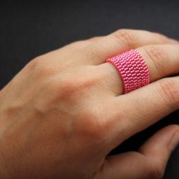 плоское очень широкое женское кольцо размер 20 21 19