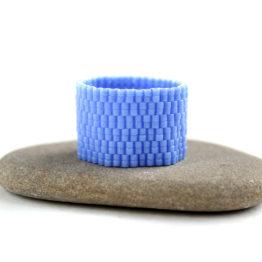 широкое кольцо на большой палец цена голубое синее