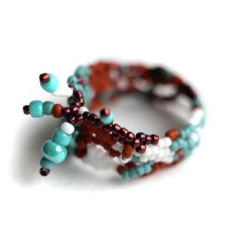 модные кольца для подростков
