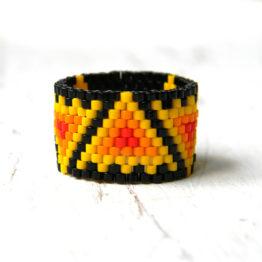 купить бижутерию кольцо в этническом стиле ру