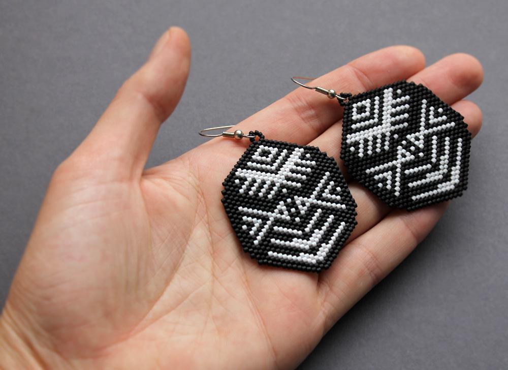Современные серьги для молодой девушки купить в интернет-магазине бижутерии