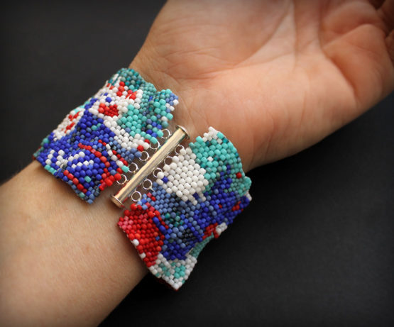 купить эксклюзивные браслеты ручной работы в стиле бохо