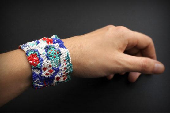креативный сюрный глючный абстрактный браслет для незаурядных личностей