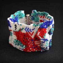 купить самый необычный эксклюзивный браслет ручной работы