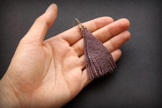 купить украшения из бисера изделия ручной работы бижутерию бохо