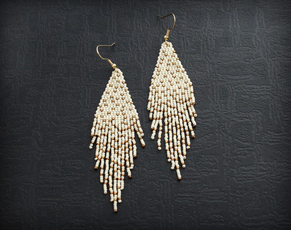 серьги handmade купить