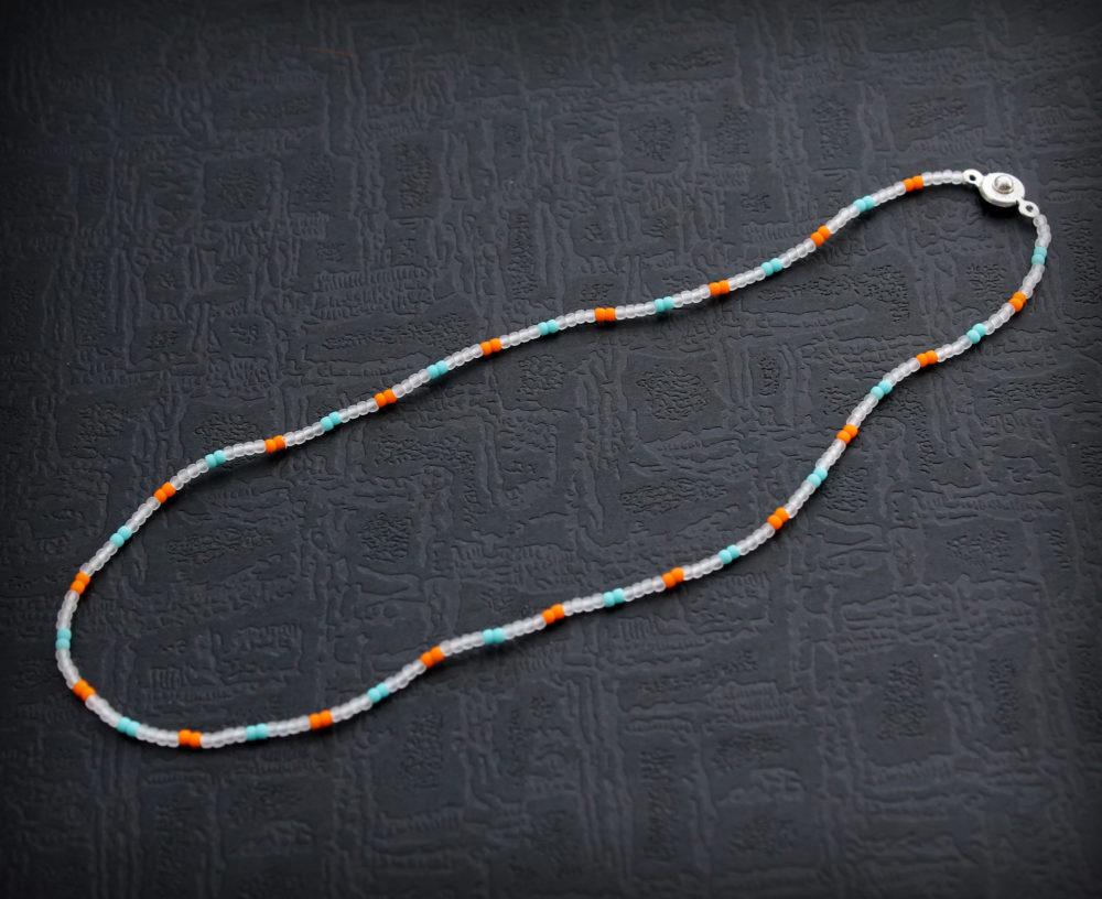 ожерелье ручной работы
