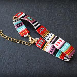 стильный браслет на руку бижутерия