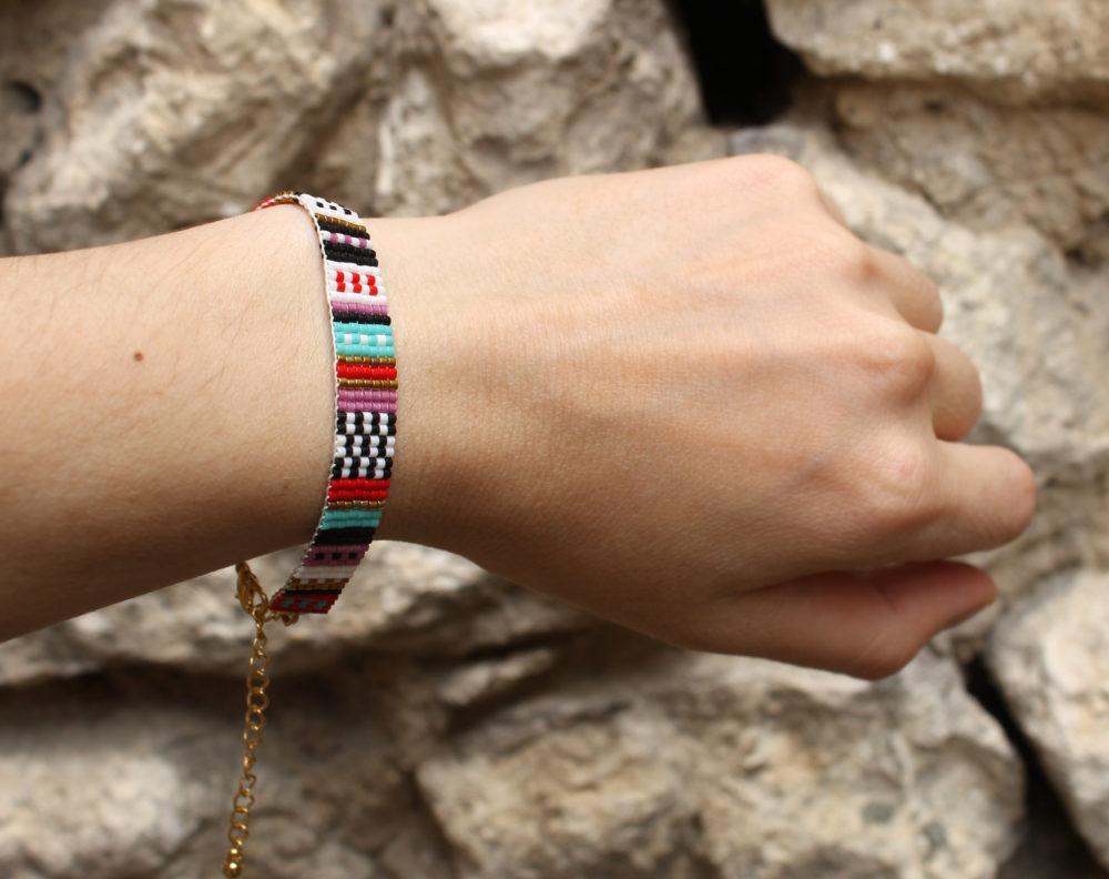 стильная бижутерия браслеты