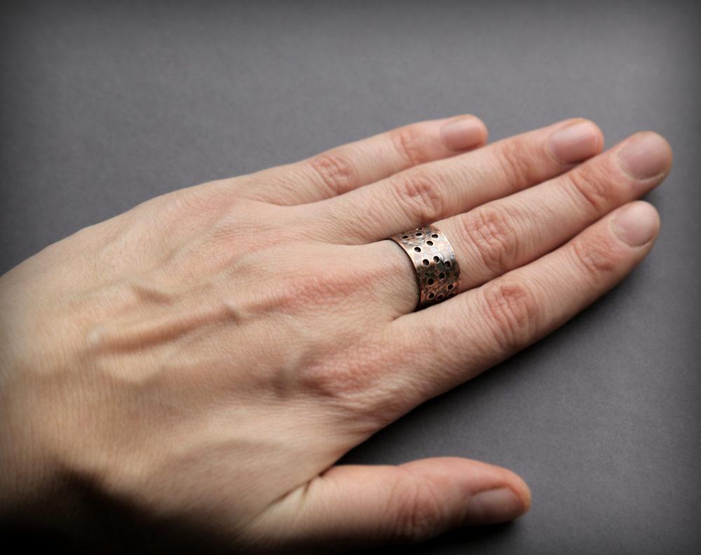 медные кольца купить