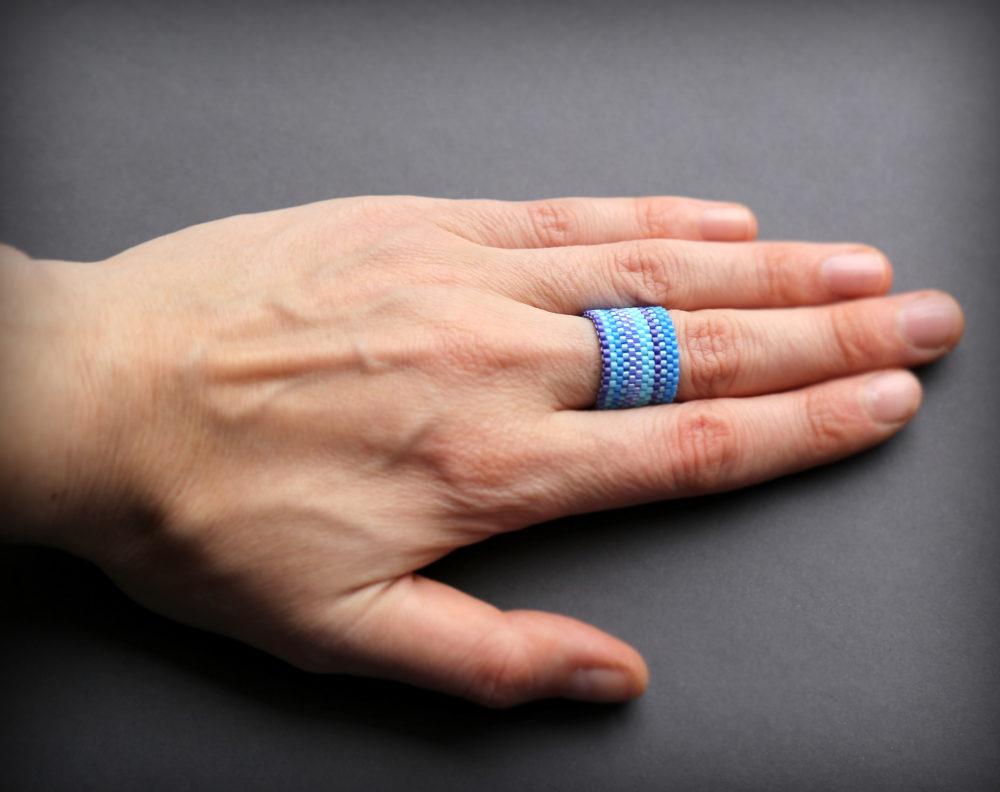 купить кольца ручной работы