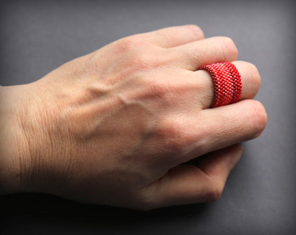 купить оригинальное кольцо handmade
