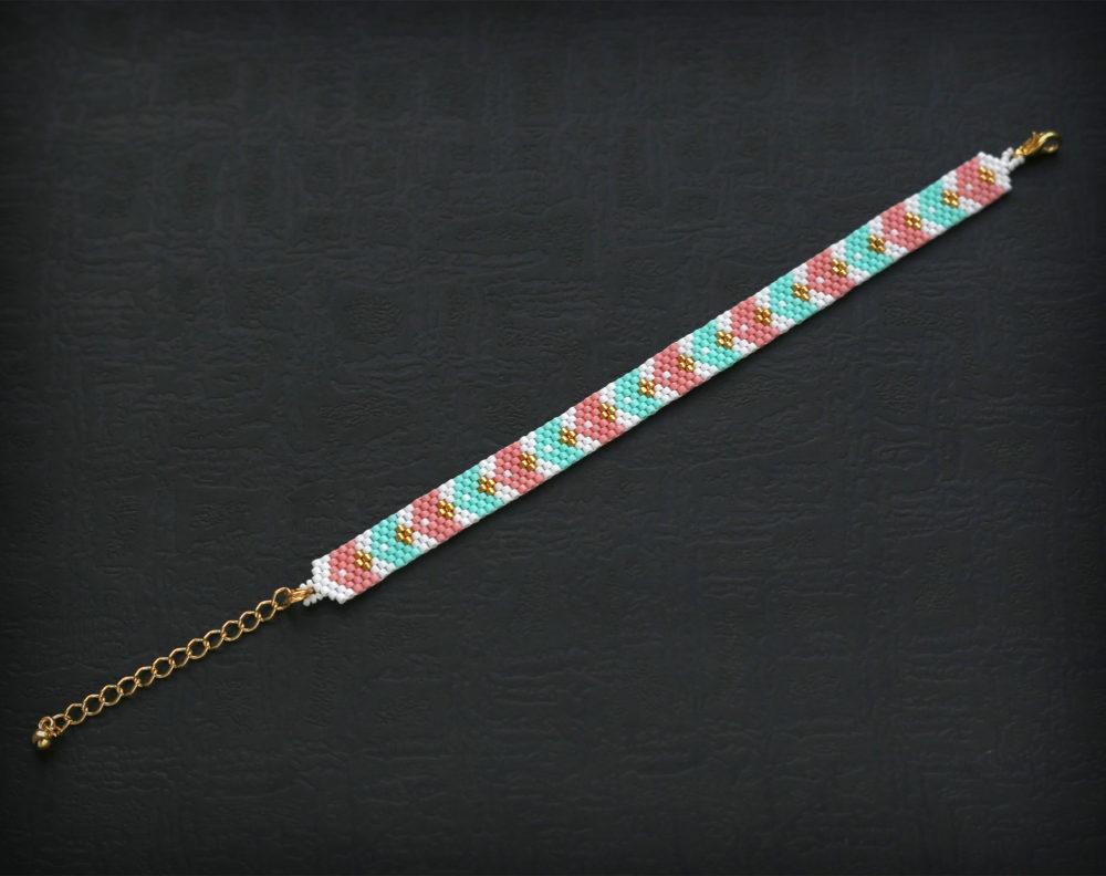 браслеты в стиле бохо