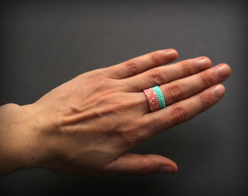 купить кольцо большого размера женское