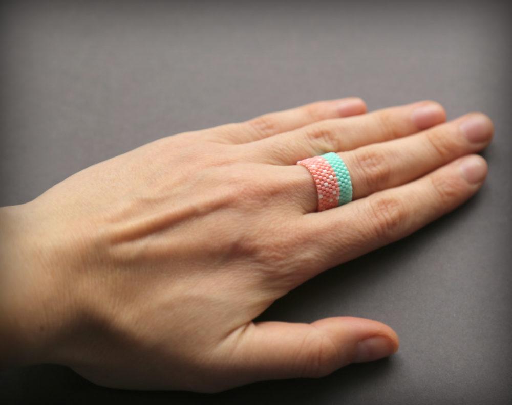 прикольные кольца