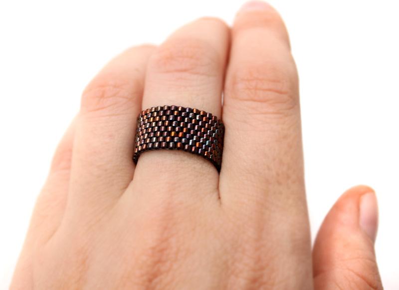 купить мужское кольцо бижутерия