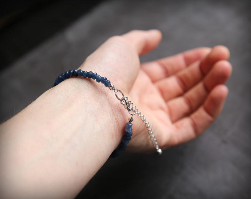 браслеты из натуральных камней ручной работы купить