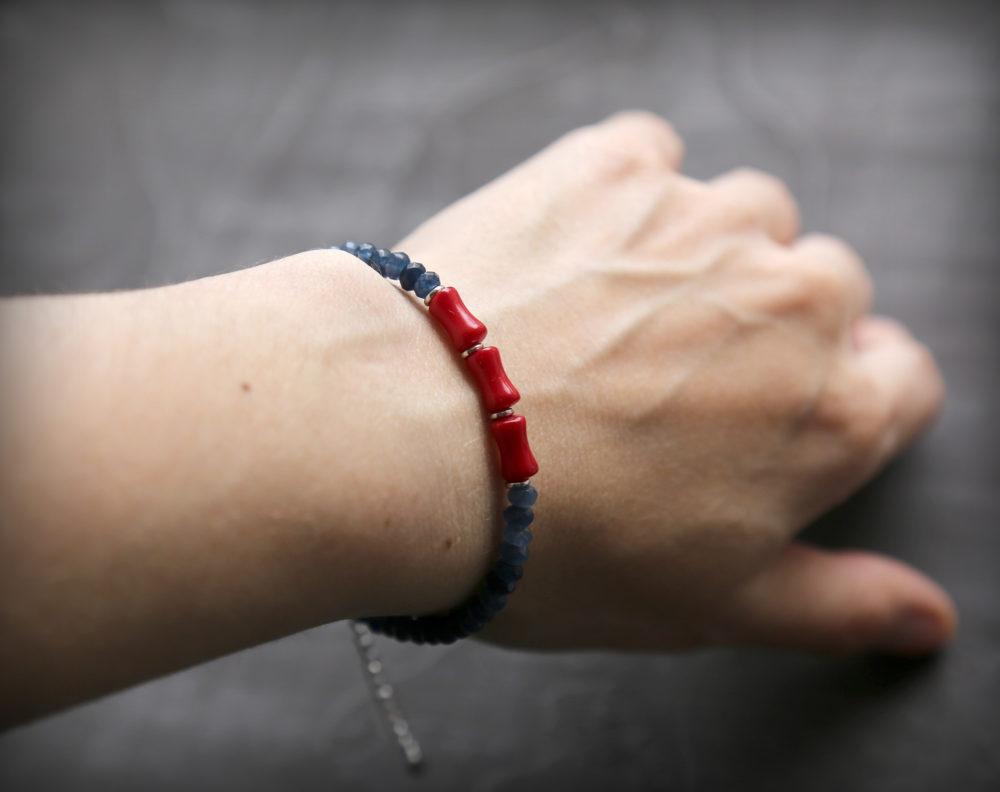 браслеты из натуральных камней фото