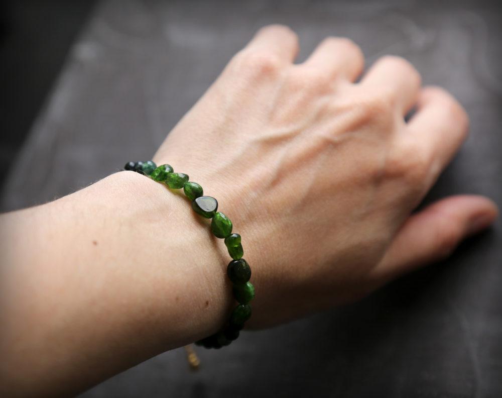браслеты из натуральных камней ручной работы фото