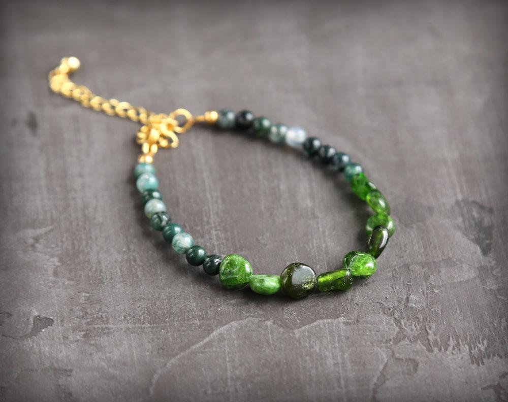стильные браслеты для женщин