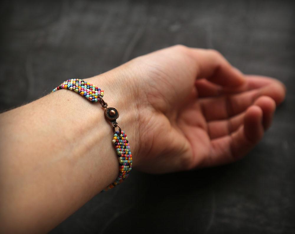 браслеты на руку женские бижутерия